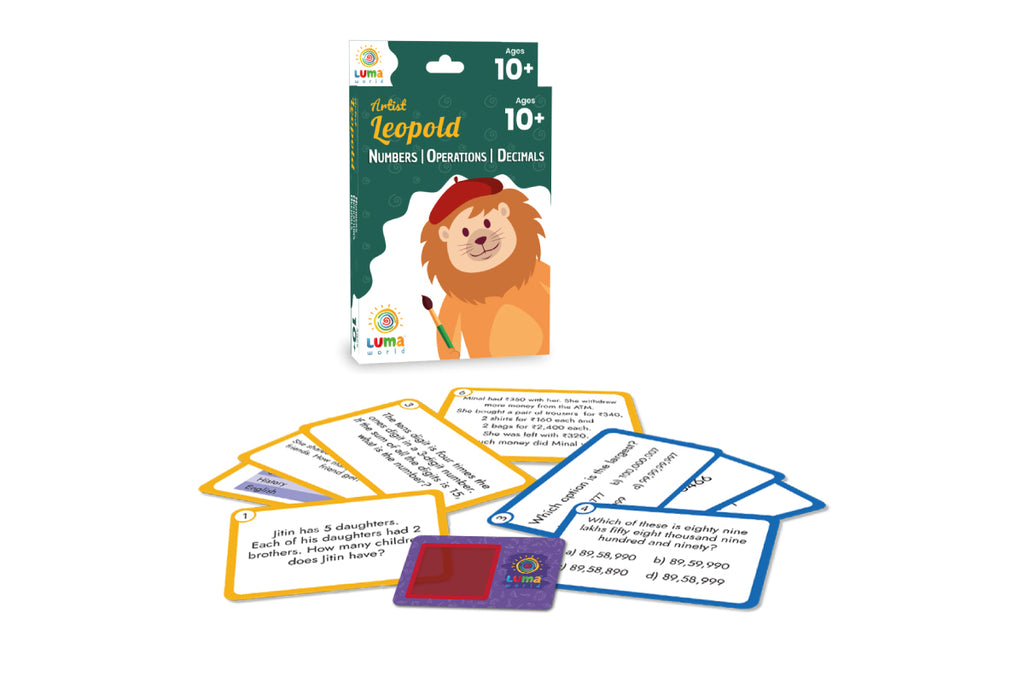 Artist Leopold Flashcards