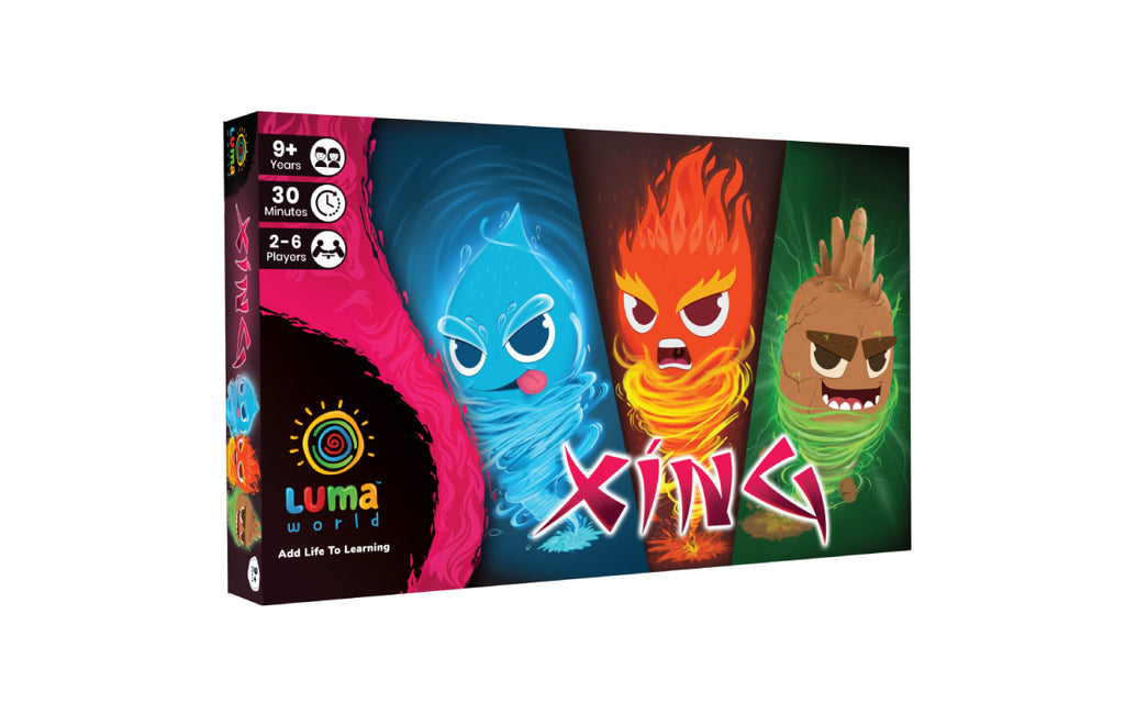 Xíng: A Token Placement Strategy Board Game