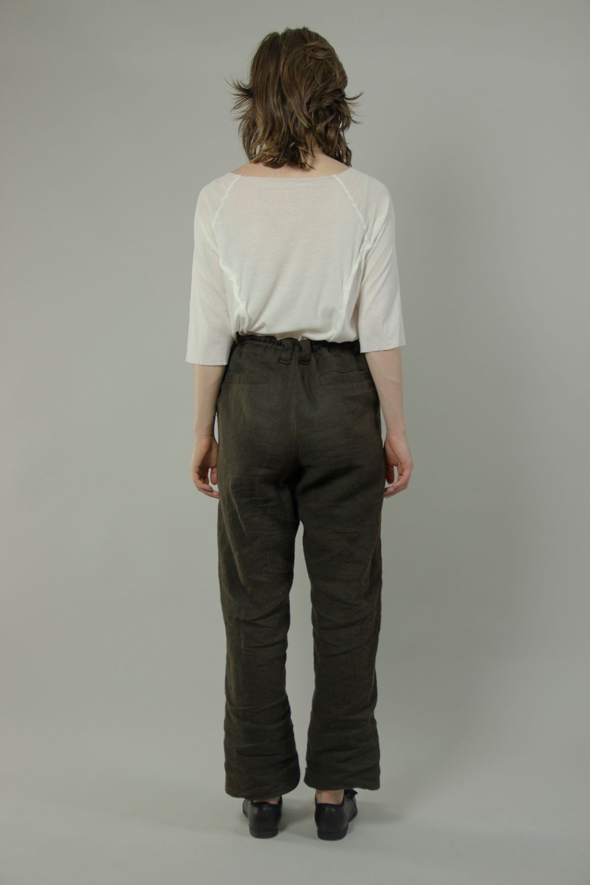 Anthracite Pants