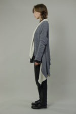 Load image into Gallery viewer, Bokoboko Drape Cardigan