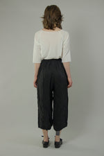 Load image into Gallery viewer, Cupro Wide Pants (S)