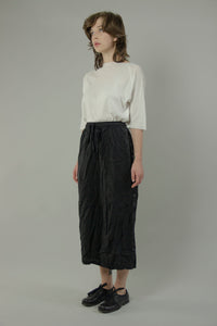 Cupro Wide Pants (S)