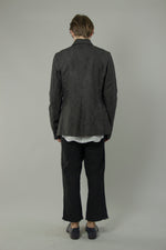 Load image into Gallery viewer, Peaked Lapel Collar Jacket