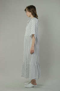 Sleeved Musubi Dress