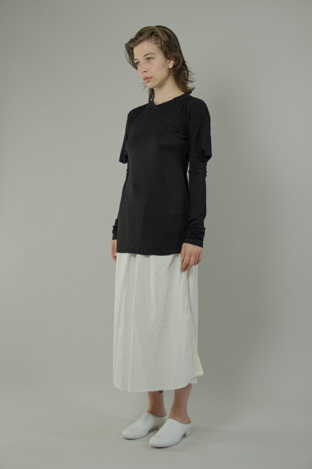 Square Sleeve Top