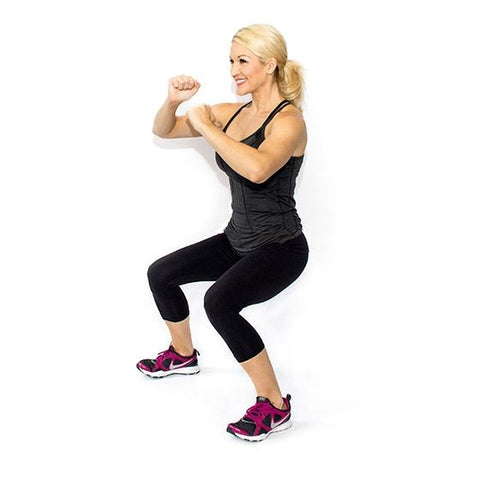 squats for hourglass body, hourglass shape squats, hourglass body exercise