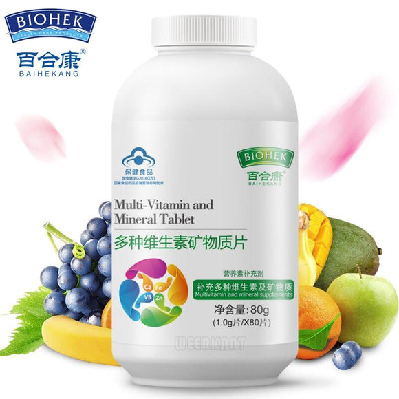 Multivitamin And Minerals Tablet Multi Vitamin Multimineral Supplement - wrinkles  water  Tablets  Supplement  shine  saggy  rejuvenate  puffiness  Pharmaceutical  optometrist  multivitamins  multimineral  massage  immunity  Help  health  fine lines  fight viral infections  eye bags  eye  dietary deficiency  Authenticated  Authentic  antioxidant - Authentic Option