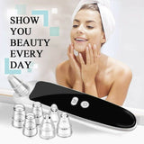 Electric blackhead and Acne remover through Suction - without pain  tool  suction  remove  machine  elctric  concealer  brightens  blackheads  beautiful  acne - Authentic Option