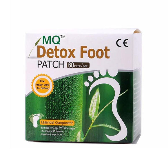 Natural Detoxifiyin Herb. Adhesive Foot Patches - Weight loss  slimming  slim  patches  pad  detoxification  Build Muscle - Authentic Option