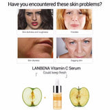 Natural Vitamin C plus  Hyaluronic Acid Serum for moisturization and aging - [tags] - Authentic Option Melao  wrinkles  water  shine  saggy  rejuvenate  puffiness  optometrist  massage  health  fine lines  eyebrows  eye wrinkles  eye puffiness  eye lash  eye care  eye bags  eye  bright eyes  anti fatigue  aging  acne remover  acne