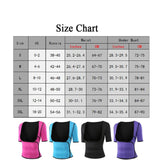 Sauna Sweat Waist Corset Tummy Shaper for women Women. Slimming Shapewear Top - [tags] - Authentic Option