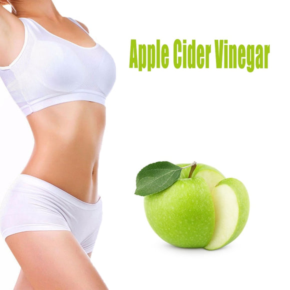 100 Pills/Bottle  Apple Cider Vinegar Slim Pills Tablets Appetite Control for Quick Weight Loss