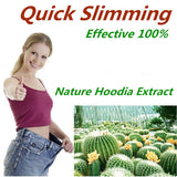 Nature Hoodia Cactus Extract burn fat ,Healthy Digestive appetite control ,lose weight fast for men & women