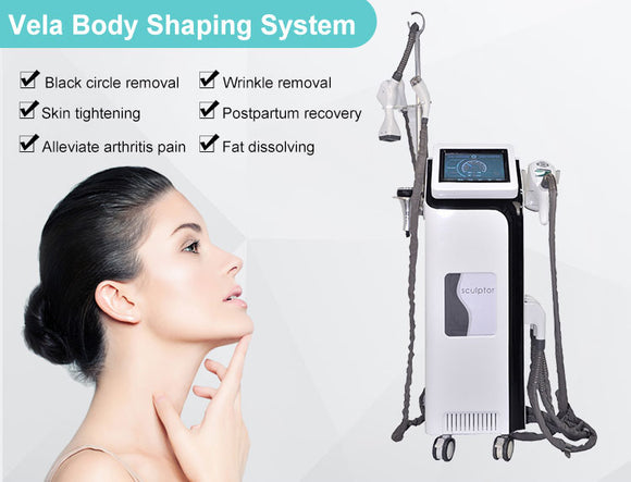 Innovation hot selling product 2020 vacuum lose weight ultrasonic liposuction slimming machine