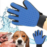 Dog Combs Pet Combs Glove Cat Grooming Glove Cat Hair Deshedding Brush Gloves Dog Comb for Cats Clean Massage Hair Remover Brush