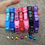 Easy Wear Cat Dog Pet Collar with Bell Adjustable Buckle Dog Collar Cat Puppy Pet Supplies Accessories Small Dog Chihuahua Name - Authentic Option