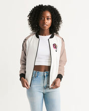 Load image into Gallery viewer, Her Wildest Dreams Harriet Tubman Women's Bomber Jacket