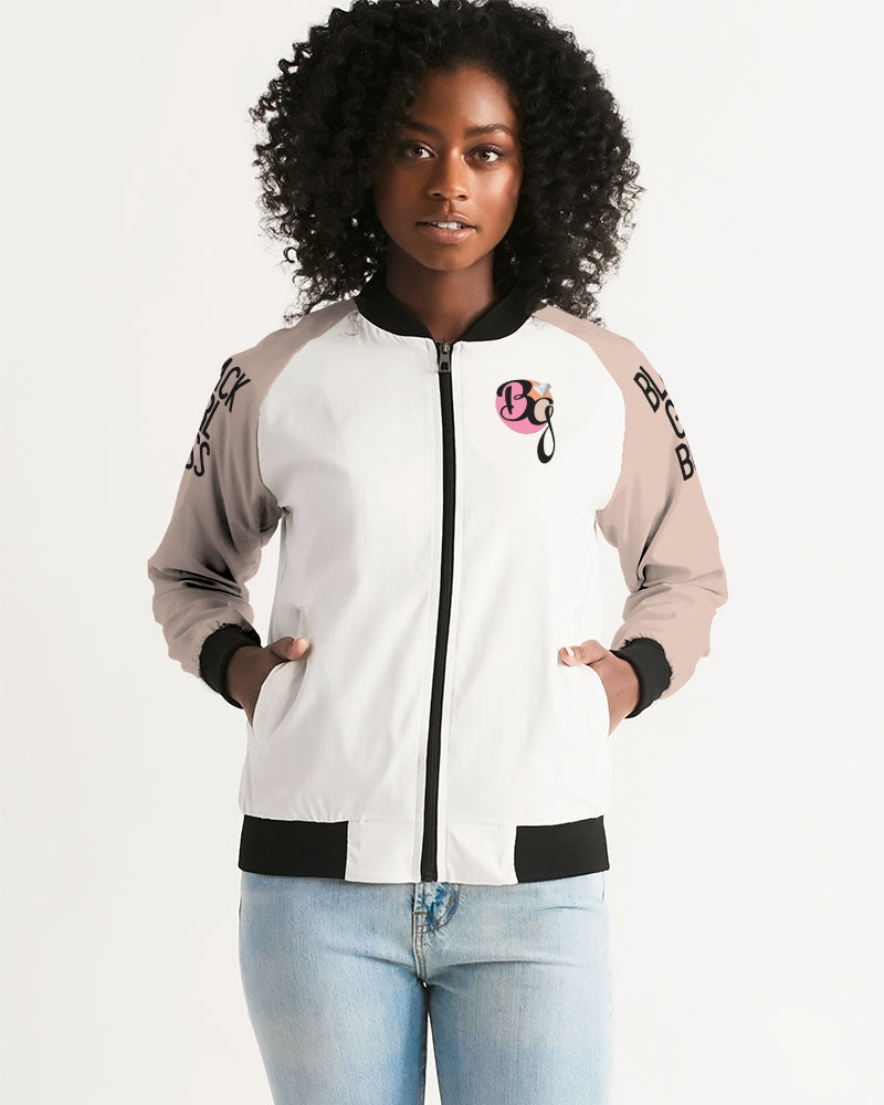Her Wildest Dreams Rosa Parks Women's Bomber Jacket