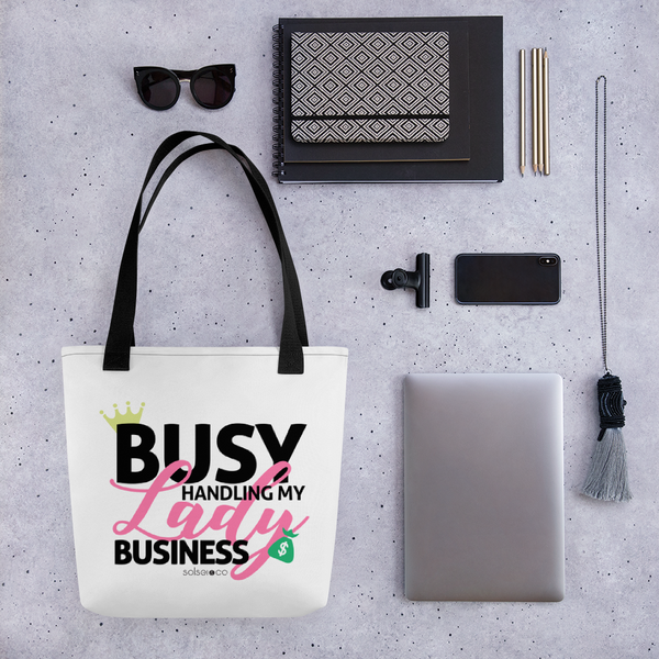 My Lady Business Tote bag