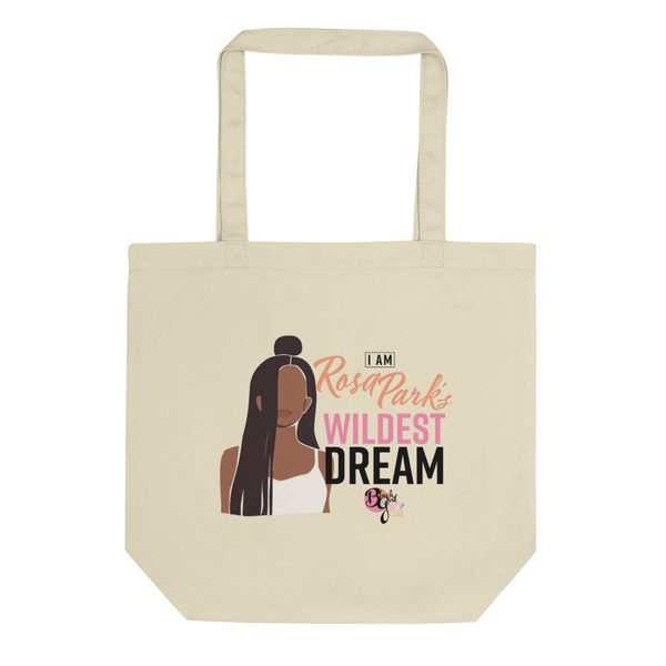 Rosa's Dream Tote Bag