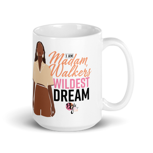 Her Wildest Dreams Madam Walker Mug