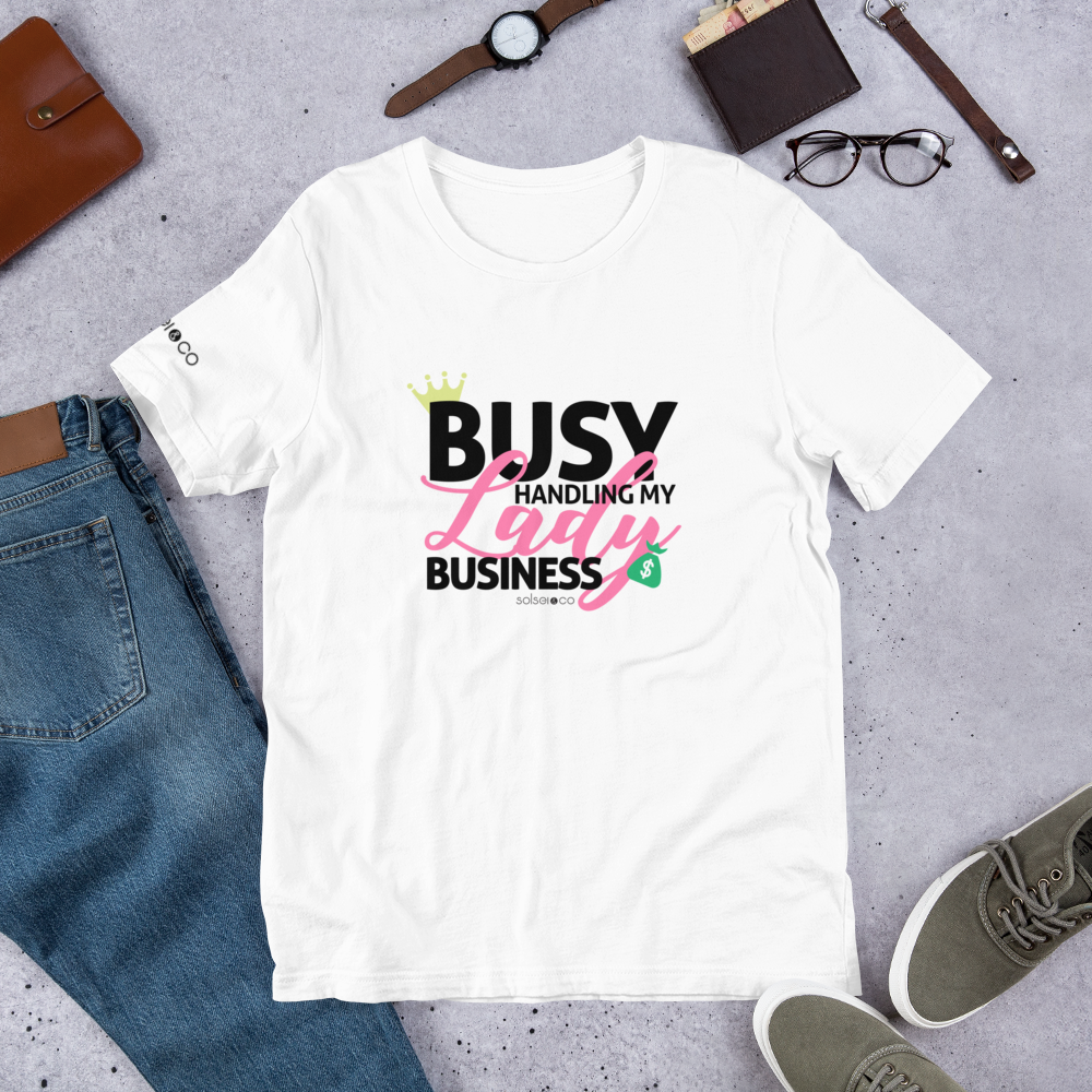 My Lady Business Comfy Tee