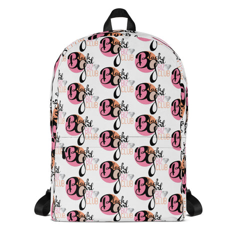 Black Girl Biz Club™ All-Over Backpack