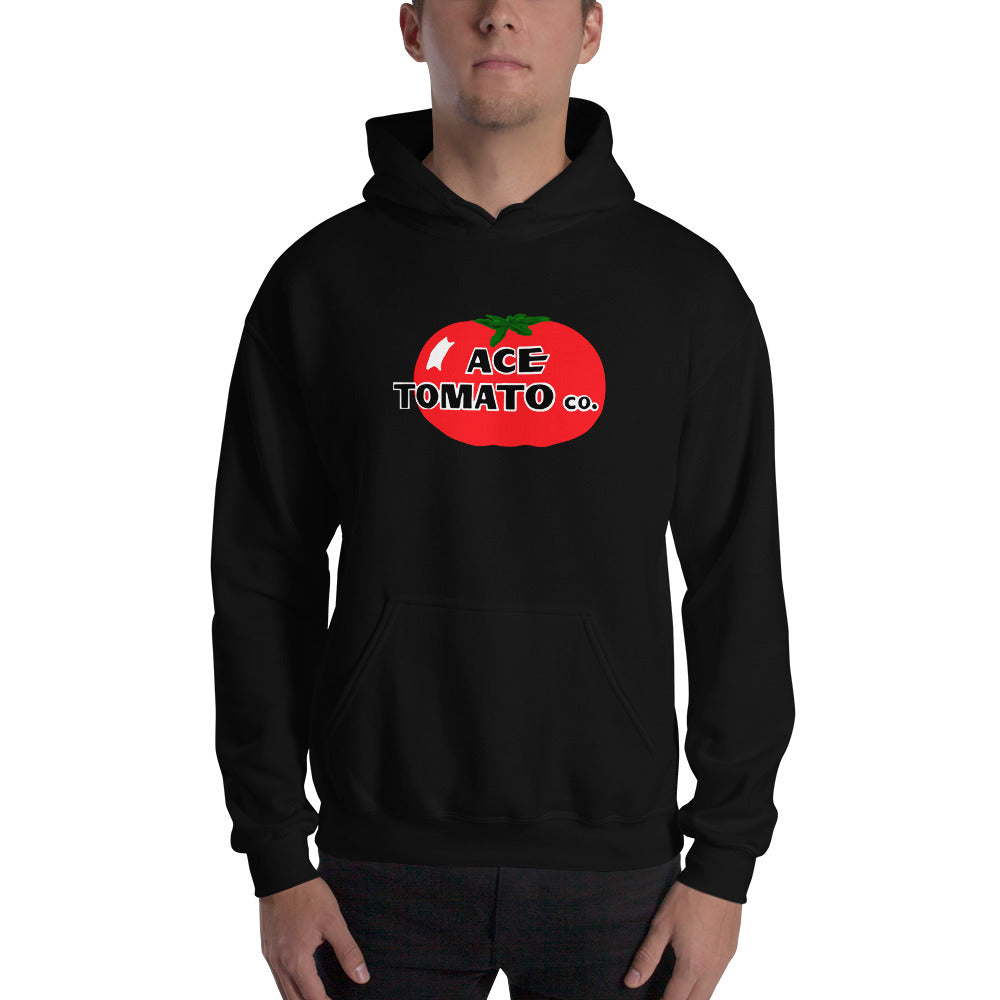 Ace Tomato Co Unisex Hoodie Cotton_Poly Blend