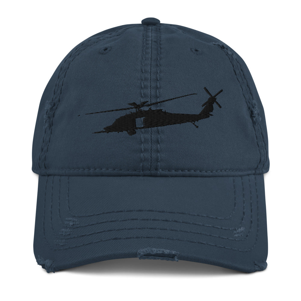 MH-60 Distressed Hat Tan, Gray or Blue by Ruck & Rotor
