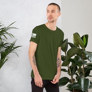 Short-Sleeve Cotton Unisex T-Shirt by Ruck & Rotor