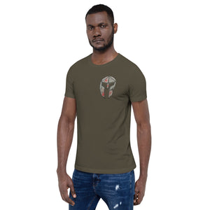 """Spartan"" Short-Sleeve Cotton T-Shirt by Ruck & Rotor"