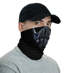 """Bane"" Movie Inspired Neck Gaiter Face Mask by Ruck & Rotor"