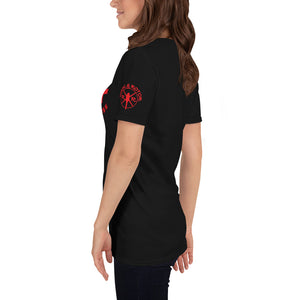 """Flight Nurse"" Short-Sleeve Unisex T-Shirt by Ruck & Rotor"