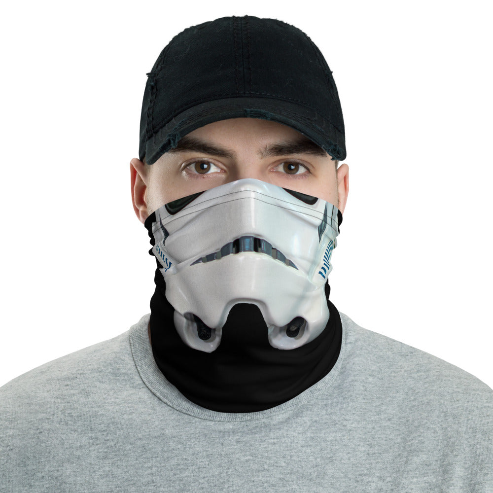 """Space Wars"" Movie Inspired Neck Gaiter Face Mask by Ruck & Rotor"