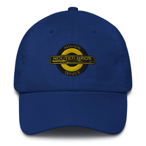Hooter Bros Aviation Service Cotton Cap by Ruck & Rotor Made in the USA