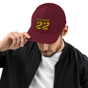 22 VETERANS Trucker Cap by Ruck & Rotor