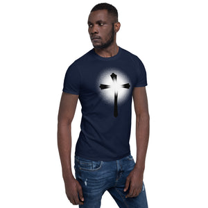 """The Light"" Short-Sleeve Unisex T-Shirt by Ruck & Rotor"