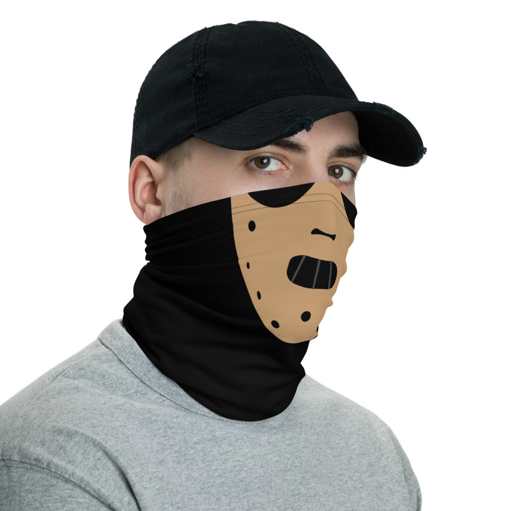 """Cannibal"" Movie Inspired Neck Gaiter Face Mask by Ruck & Rotor"