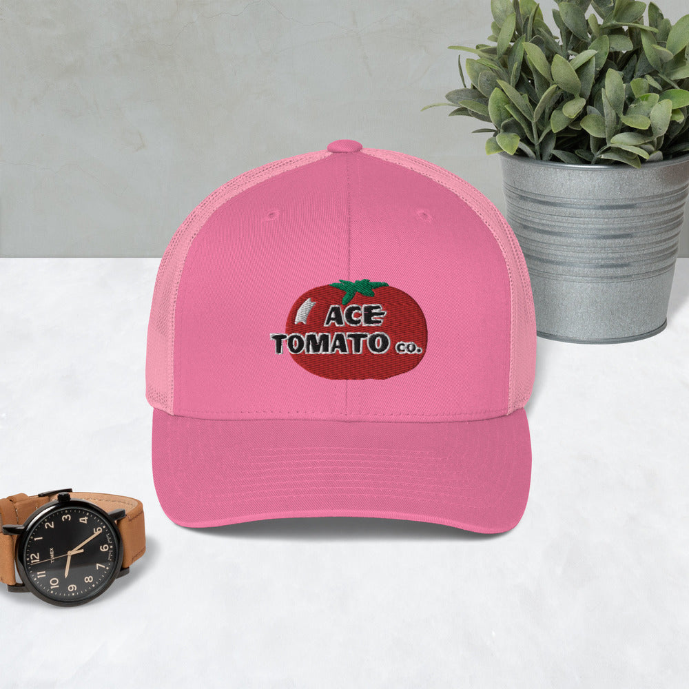 Ace Tomato Co Trucker Cap