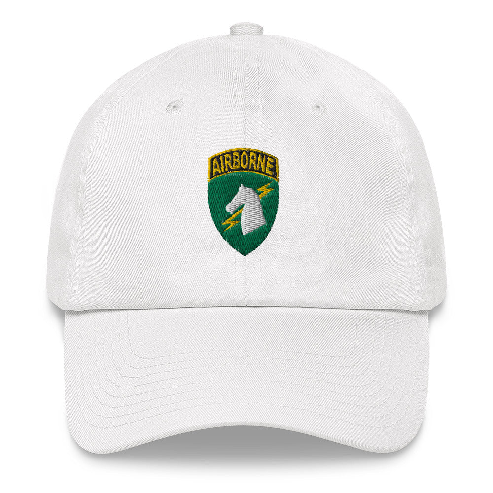 1st SOC Patch Embroidered Dad hat by Ruck & Rotor