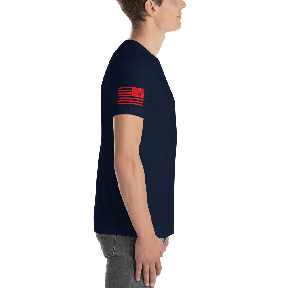 """Flight Medic"" Short-Sleeve Unisex T-Shirt by Ruck & Rotor"