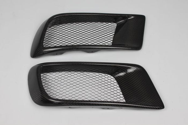 Evo X Carbon Foglight Delete Kit