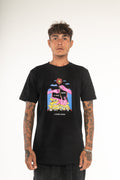 At Your Leisure T-Shirt Black