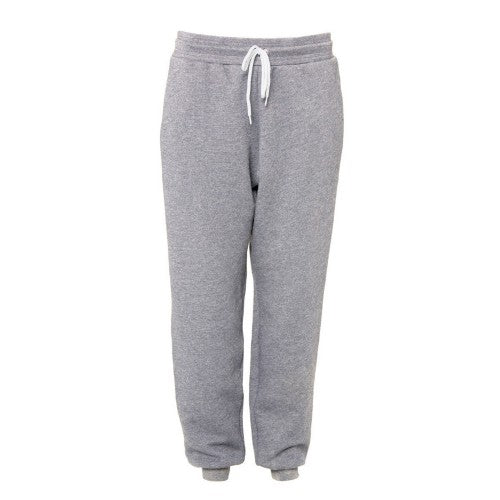 Front - Bella + Canvas Unisex Jogger Sweatpants