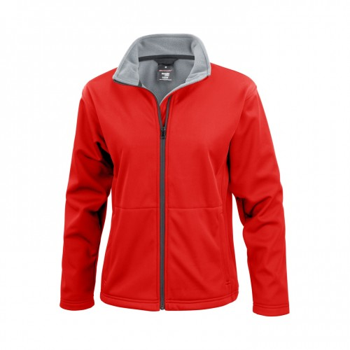 Front - Result Core Damen Softshell-Jacke