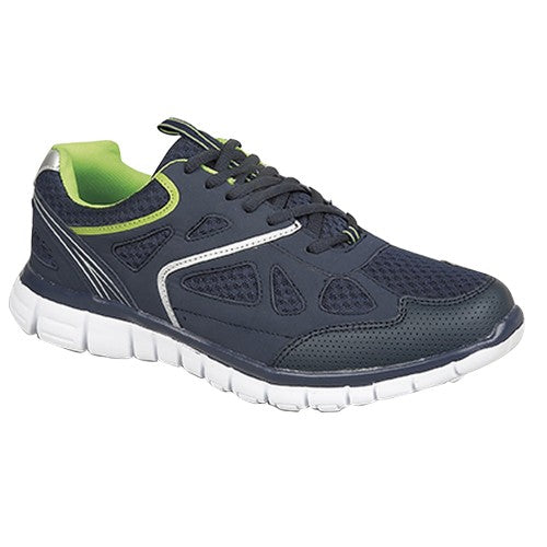 Front - Dek Superlight Herren Meteor Memory Foam Turnschuhe