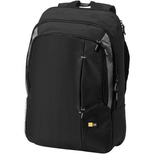 Front - Case Logic Laptop-Rucksack, 43 cm