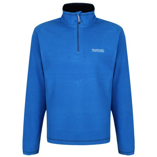Front - Regatta Great Outdoors Herren Thompson Fleece-Top mit Reißverschluss bis zur Brust