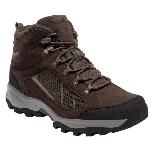 Front - Regatta Great Outdoors Mens Kota Mid Walking Boot