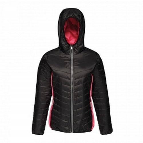 Front - Regatta Damen Thermo-Jacke Lake Placid